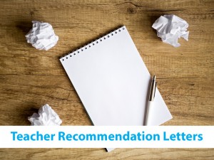 Selecting Teachers to Write Letters of Recommendation