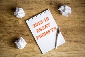 2015-16 Common Application Supplements and Essay Prompts