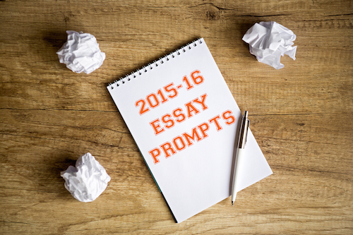 common application essay 2015