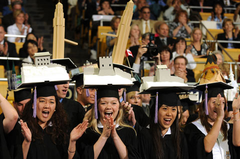 Dr Kats List Five Colleges With Fun Graduation Traditions Ivywise
