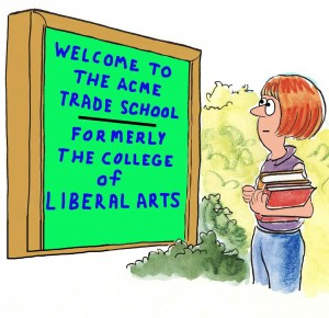 The Value of a Liberal Arts Education in Today's World