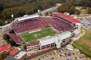 Dr. Kat's List: Score! Five Colleges for a Game Day Experience