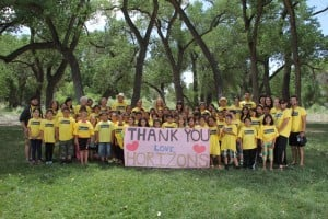 IvyWise Gives Back: Counselor Juaquin's Work With Horizons Albuquerque