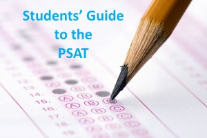 Students' Guide to the PSAT/NMSQT