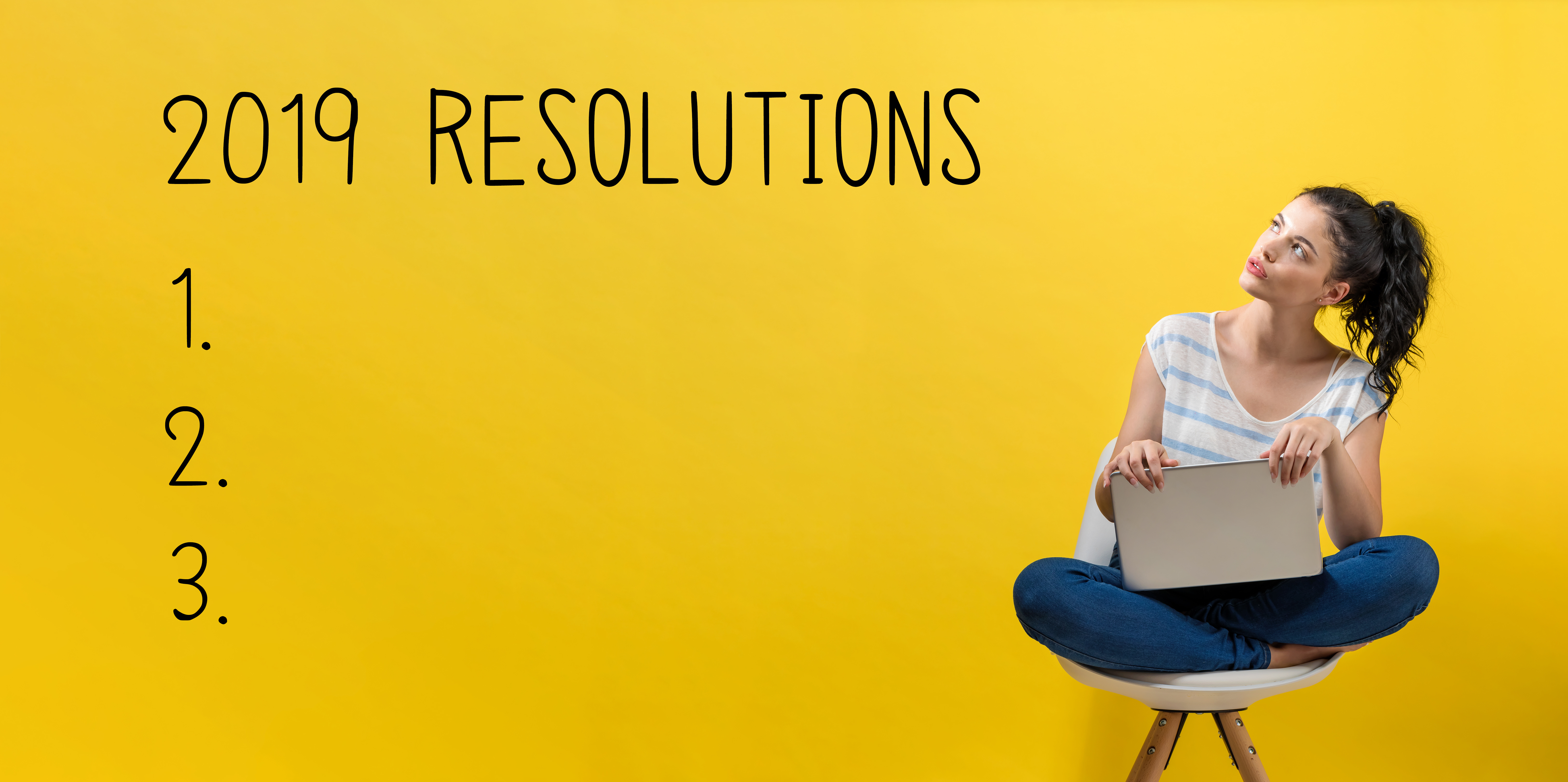 College Prep New Year's Resolutions