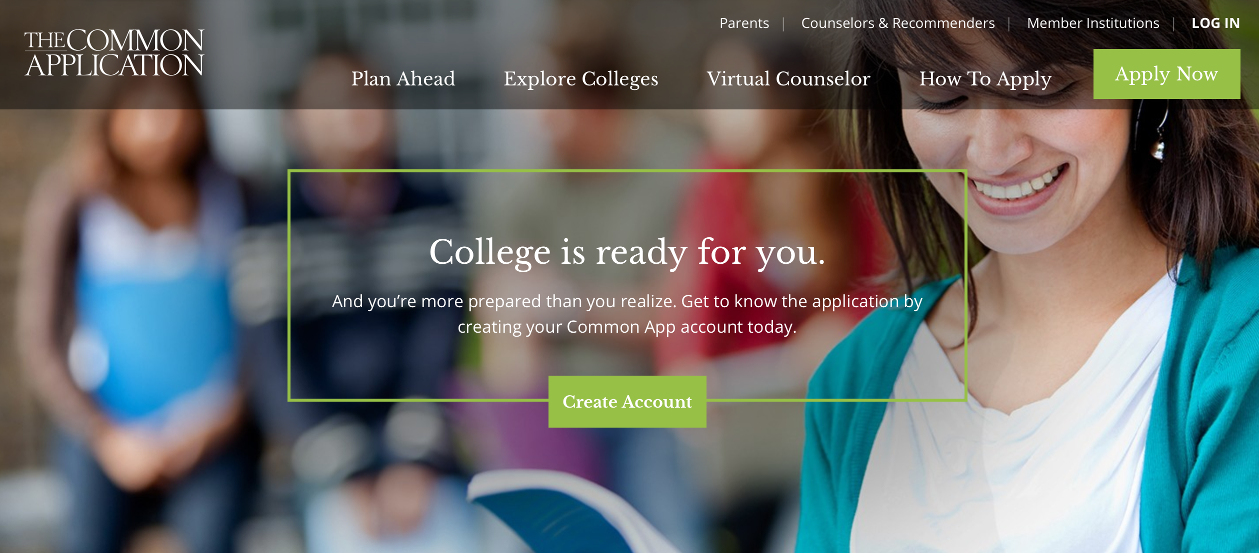 2016-17 common application changes