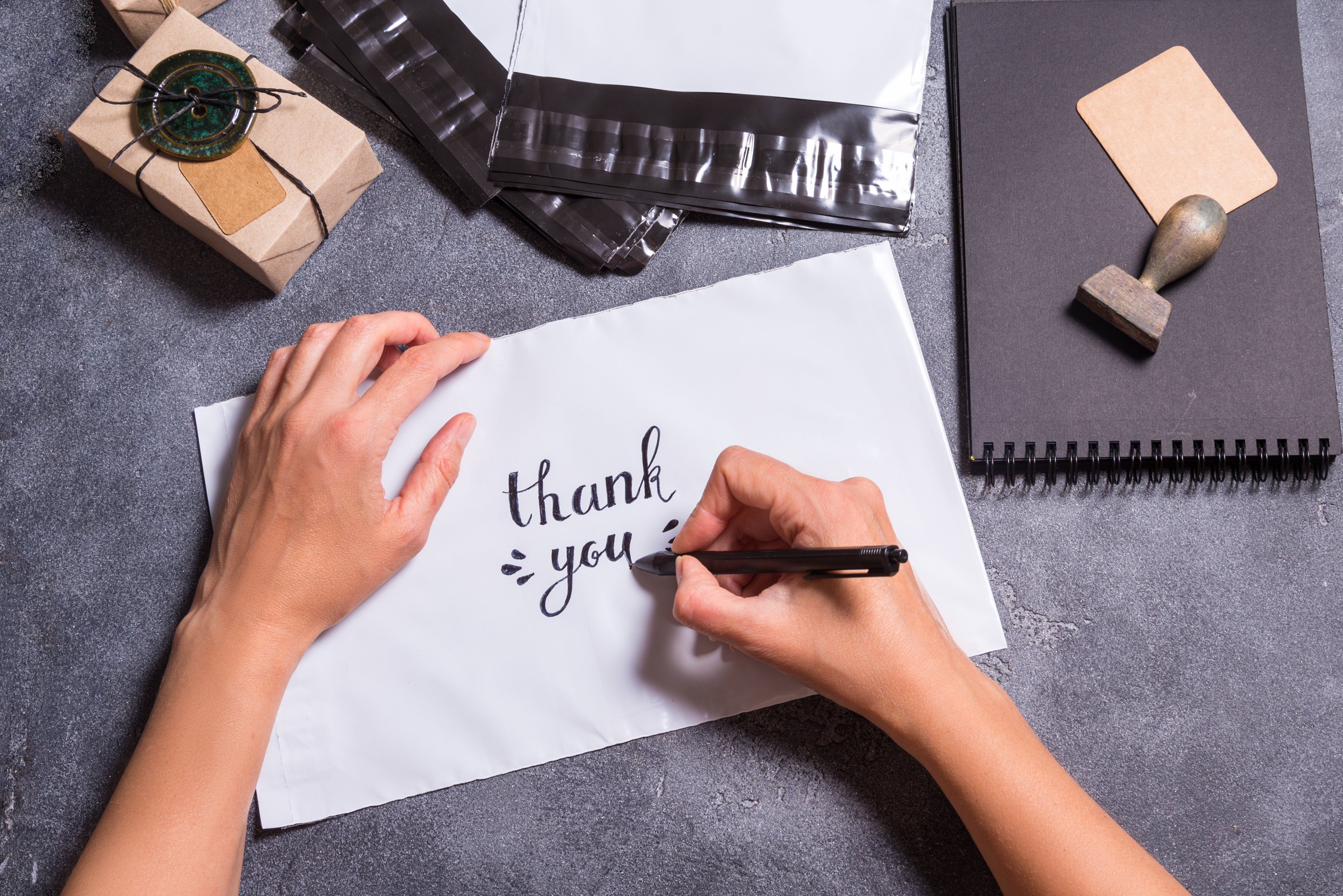4 Tips for Writing Thanksgiving Thank You Notes to Teachers and Counselors