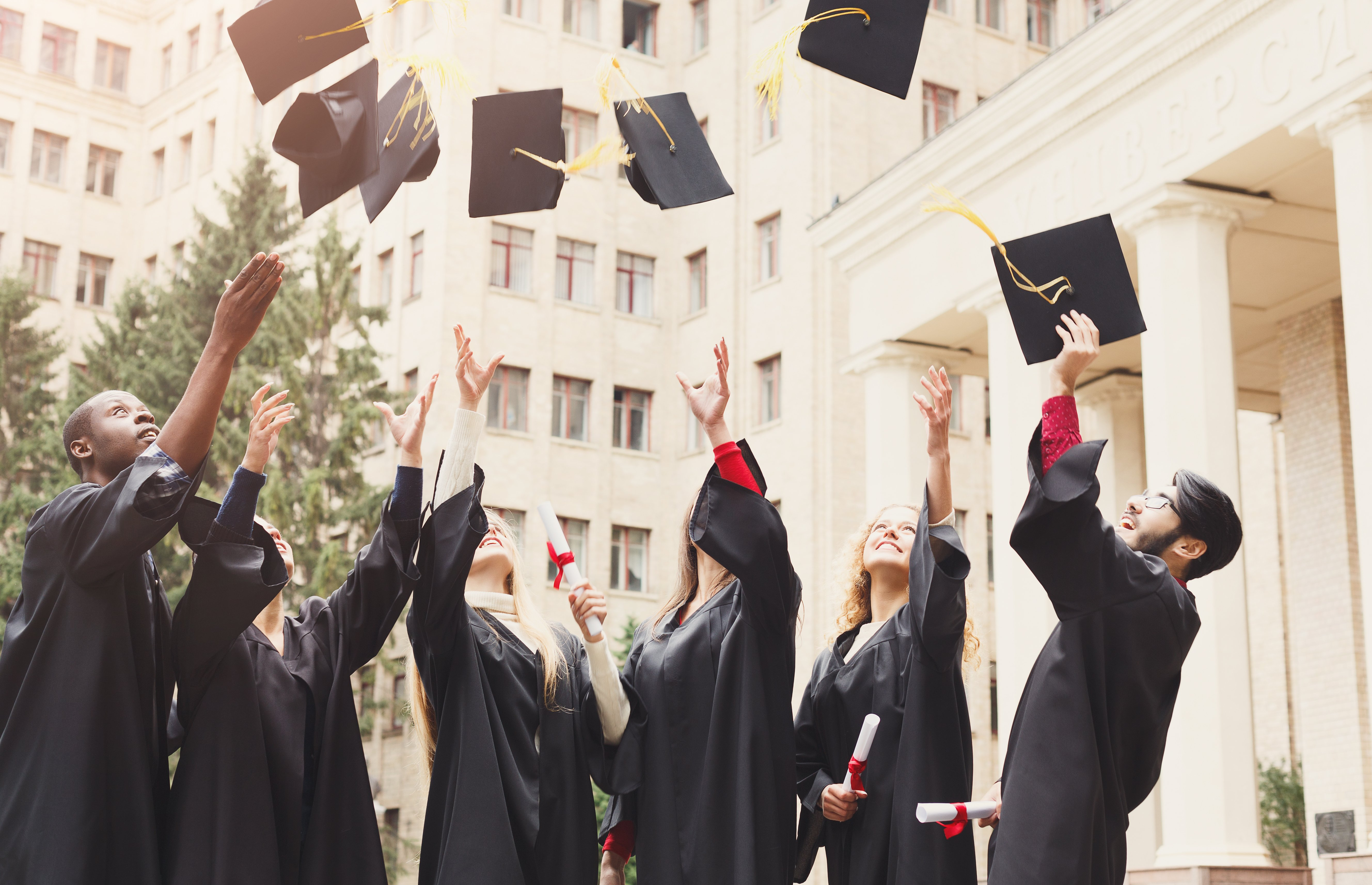 6 Colleges with Unique Graduation Traditions