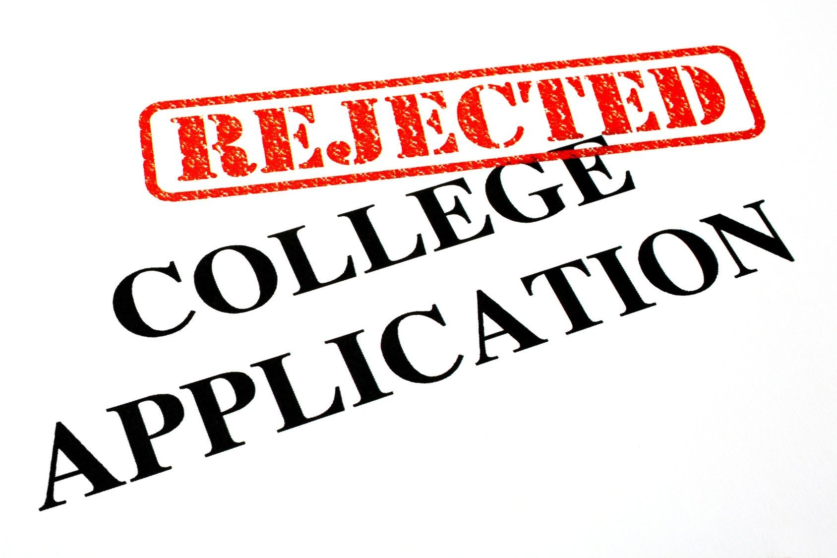 Appeal College Admission Decision