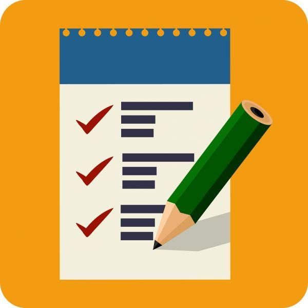 Summer College Prep Checklist for All Grades