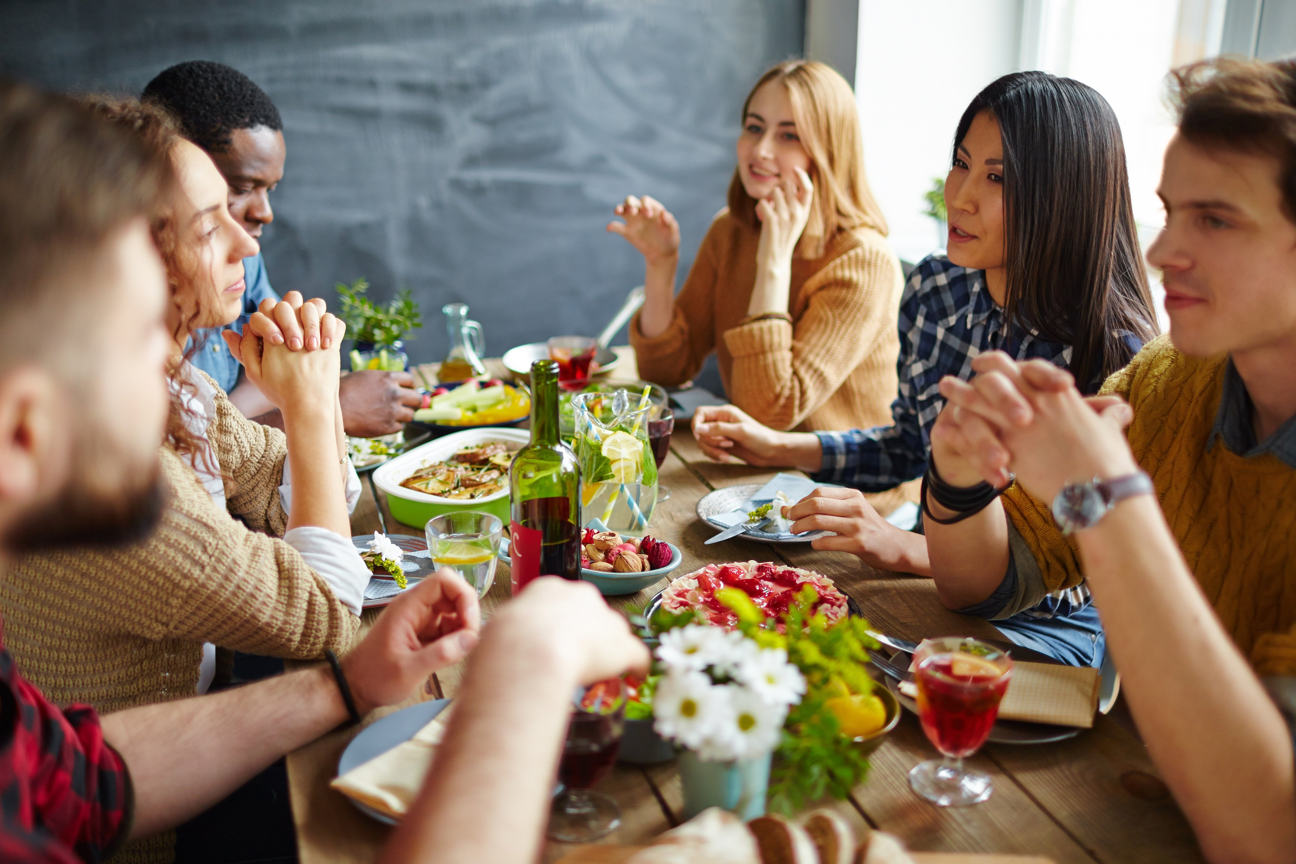 How to Talk About Applying to College This Thanksgiving