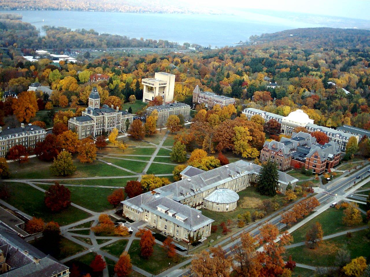 Spotlight on Cornell