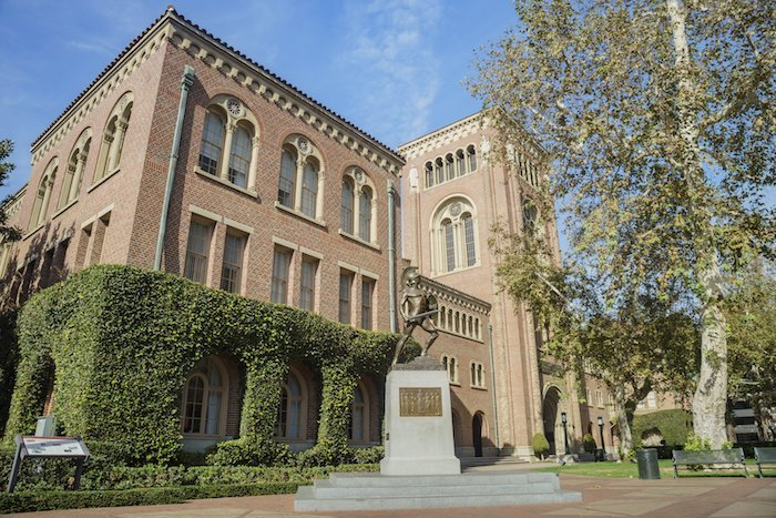 USC acceptance rate