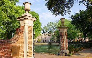 University of South Carolina Horseshoe