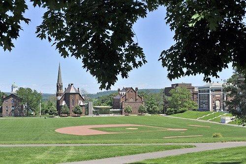 Foss Hill, Wesleyan