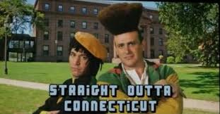 Ted and Marshall from How I Met Your Mother went to Wesleyan